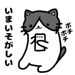ネココの日常スタンプ