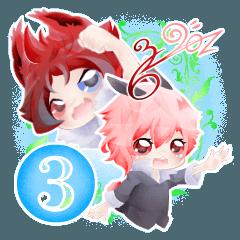 39猫うさぎ(3)