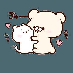 コグマと子猫