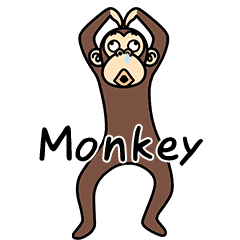 Crazy Lazy Monkey