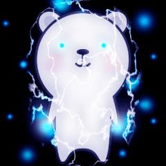 北極にいそうなクマ2