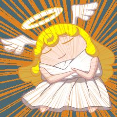 Angel fight Devil