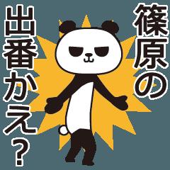 篠原パンダ