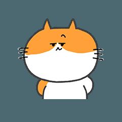 険しネコ 2