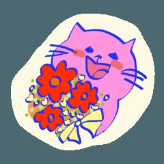 お花のお稽古用
