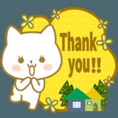 [LINEスタンプ] ☆子猫のネコル☆なかよしママ大好きVer☆