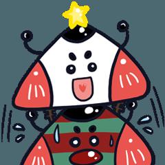 CHU whimsical world (Christmas articles)