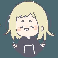 コロコロ豆子ちゃん