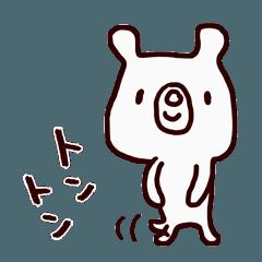 くまぽー(基本セット)